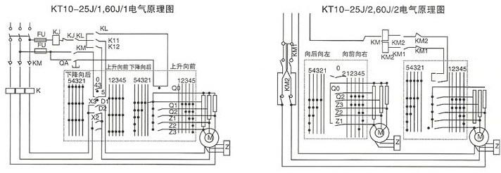 380v机械控制电路图